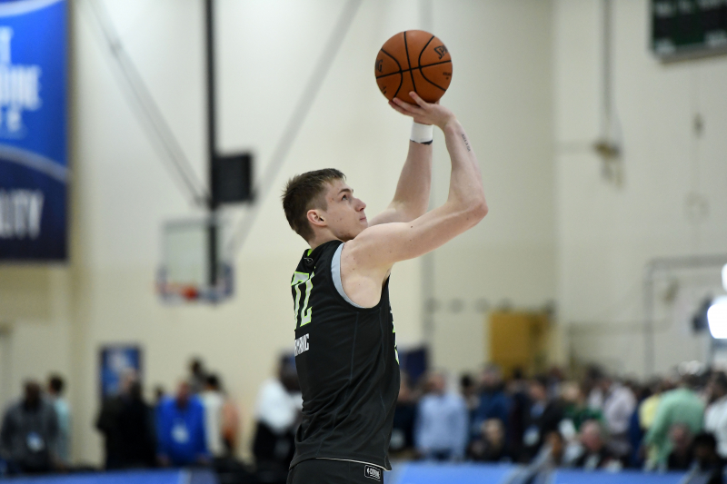 Luka Samanic to Spurs: San Antonio's Current Roster After 2019 NBA Draft