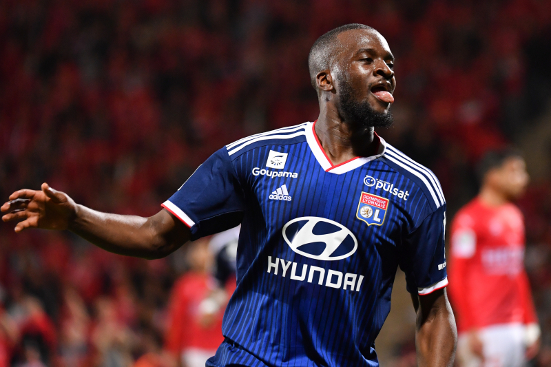 Tanguy Ndombele Talks Up Tottenham Amid Transfer Rumours