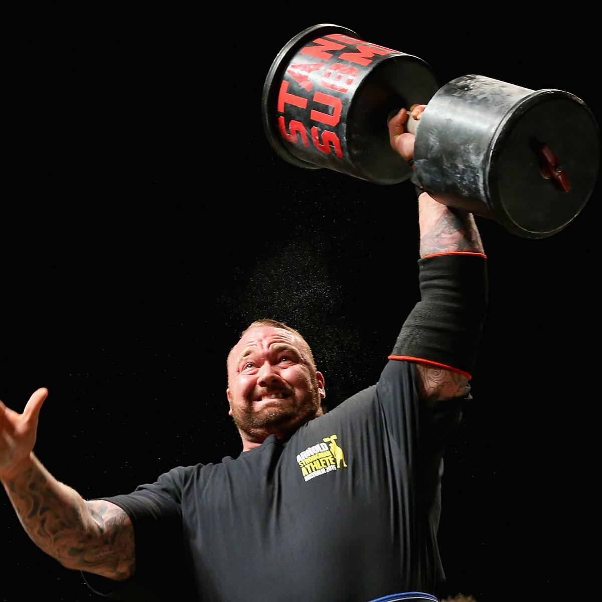 World's Strongest Man 2019 Results: Martins Licis Earns ...