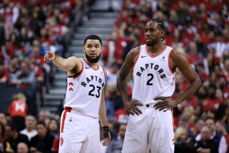 Fred VanVleet: 'Nothing More' Raptors Can to Do to Recruit Kawhi Leonard to Stay