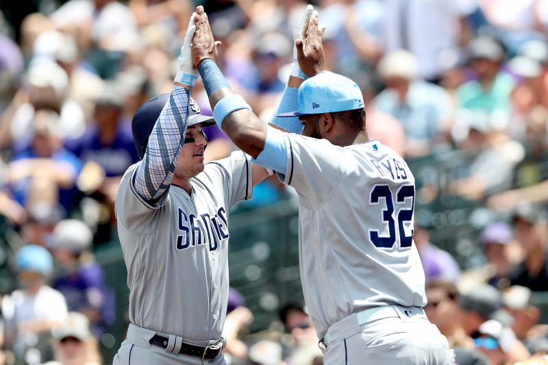 Padres, Rockies Set MLB 4-Game Series Scoring Record with 92 Runs