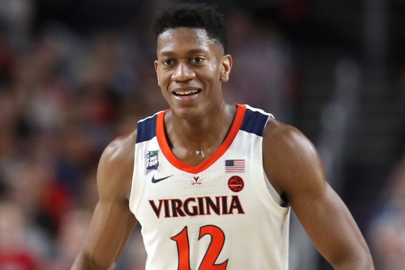 NBA Mock Draft 2019: Predictions for Top Prospects with Draft Day Approaching