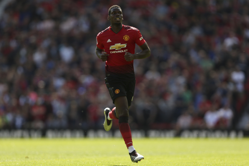 Real Madrid Reportedly Want to Sign Manchester United's Paul Pogba by July 1