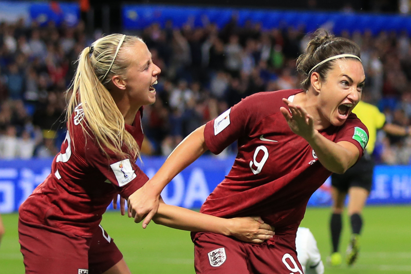 Japan vs. England: Odds, Live Stream, TV Info for Women's World Cup 2019