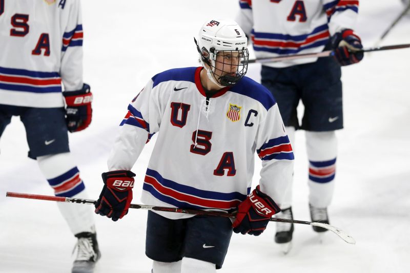 2019 NHL Mock Draft: Latest Predictions for All 1st-Round Prospects