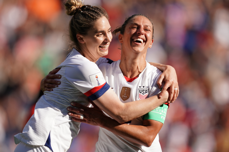 Power Moments: What We Learned from the 2nd Set of Women's World Cup Matches