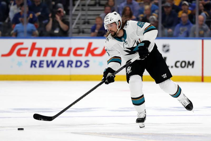 buy online 77f9a 23a9e Erik Karlsson, Sharks Agree on 8-Year Contract Reportedly ...