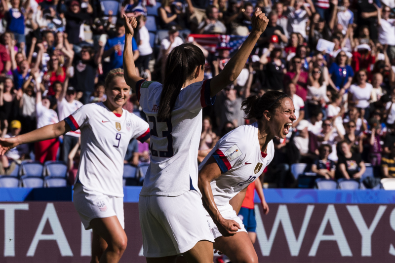 USWNT in the World Cup, NBA Draft, College World Series, More to Watch This Week