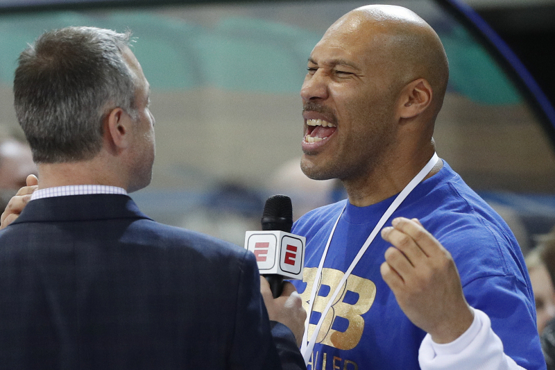LaVar Ball Says LaMelo Will Be No. 1 Pick in 2020 NBA Draft: 'He's That Good'