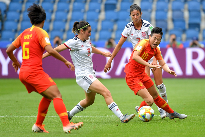 Spain, China Advance to 2019 Women's World Cup Knockout Stage After 0-0 Draw