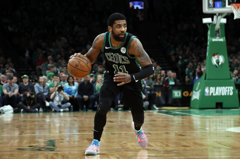 Kyrie Irving Rumors: Celtics to Meet 'Soon' with Star Ahead of NBA Free Agency