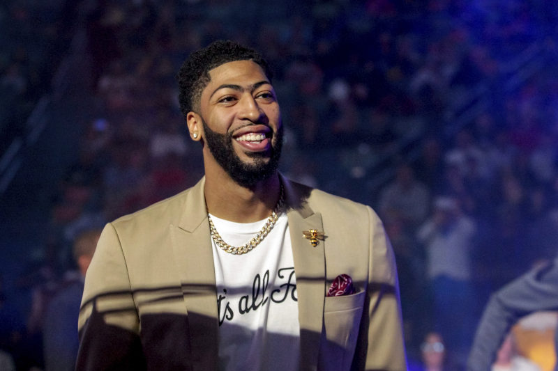 Anthony Davis Rumors: Latest on Knicks, Celtics, More Talks Before Lakers Trade