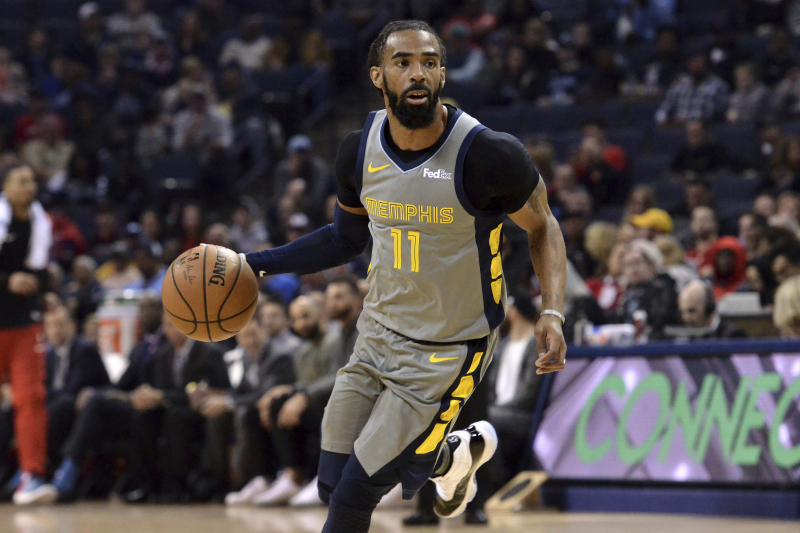 Mike Conley Trade Rumors: Jazz a 'Front-Runner' as Talks Are 'Intensifying'