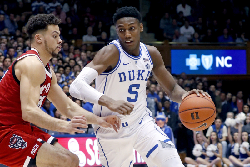 2019 NBA Mock Draft: Current Projections for Every 1st-Round Prospect