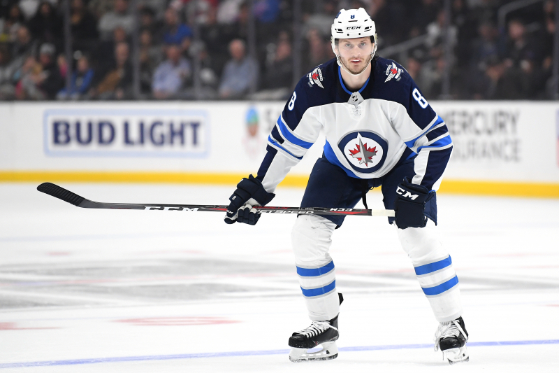 Jacob Trouba Traded to Rangers; Jets Acquire Neal Pionk, 20th Pick in NHL Draft
