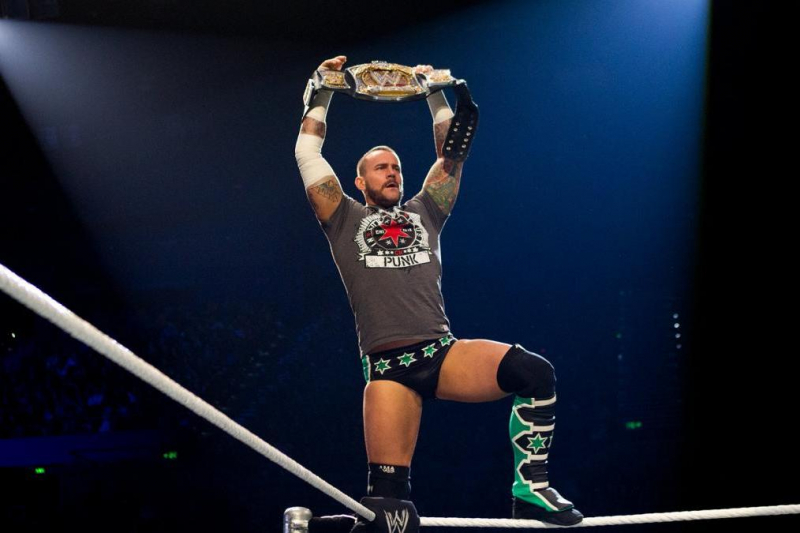 8 Years After the 'Summer of Punk,' CM Punk Still Looms over Wrestling World