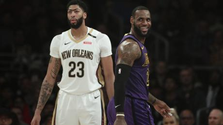 Who the Lakers should look at to compliment LeBron, Anthony Davis