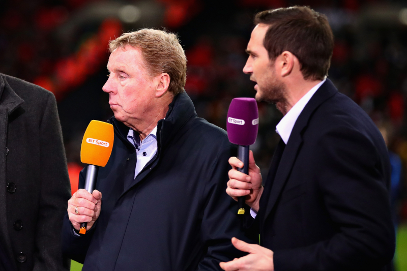 Harry Redknapp Says He Expects Frank Lampard to Become New Chelsea Manager