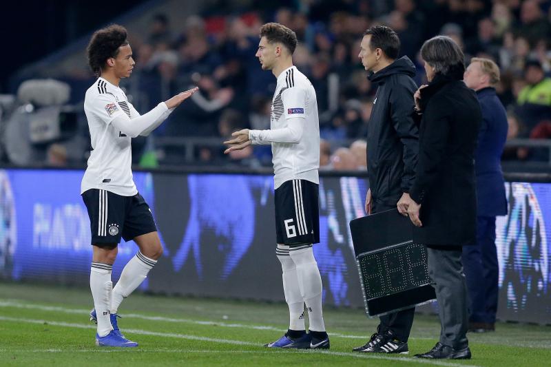 Leon Goretzka: Bayern Munich Players Would Be 'Ecstatic' at Leroy Sane Transfer