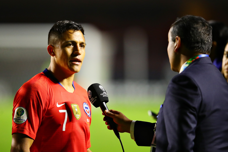 Alexis Sanchez After Chile Goal: 'For Six Weeks I Felt Worse Than I Ever Have'