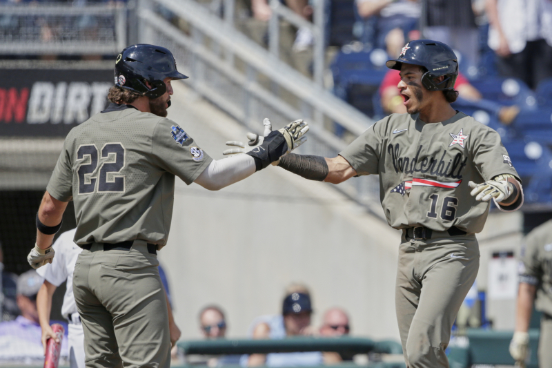 College World Series 2019: TV, Live Stream Schedule and Game Times for Tuesday