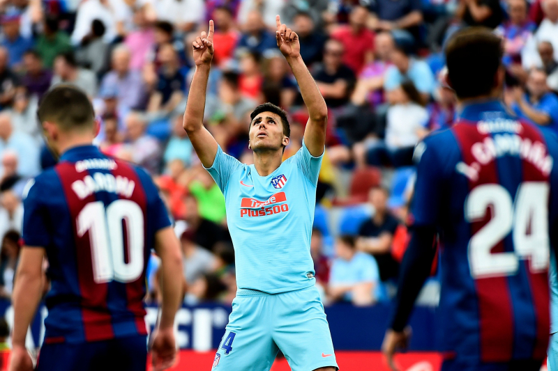 Report: Manchester City to Meet Rodri's €70M Atletico Madrid Release Clause