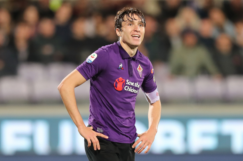 Fiorentina Owner Pledges Not to Sell Federico Chiesa Amid Juventus, Inter Links