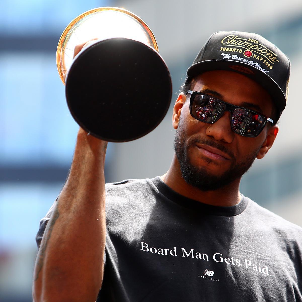 Raptors' Kawhi Leonard Explains His Decision Process Amid NBA Free-Agency Rumors