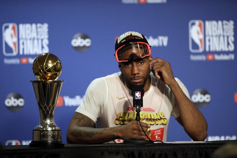 Woj: Kawhi Leonard's LA Focus on Clippers, Not Lakers; Raptors Still in Play