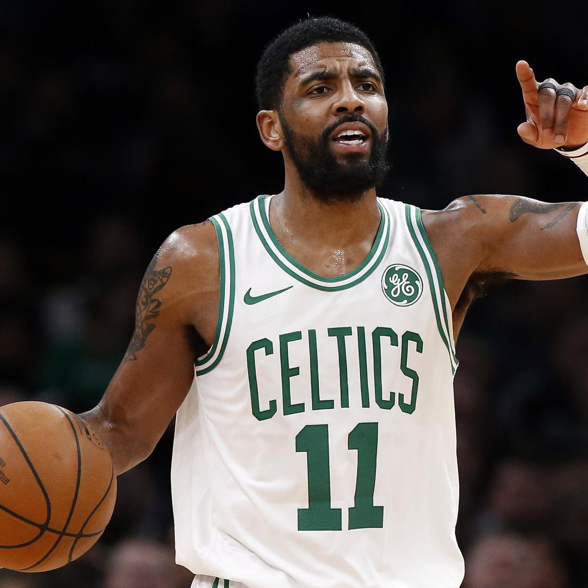 Kyrie Irving Rumors: Star Has 'Essentially Ghosted' Celtics Ahead of Free Agency