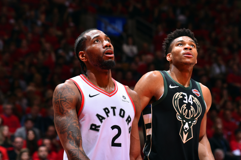 2020 NBA MVP Odds: Giannis Favored; Anthony Davis, LeBron James Tied for 5th
