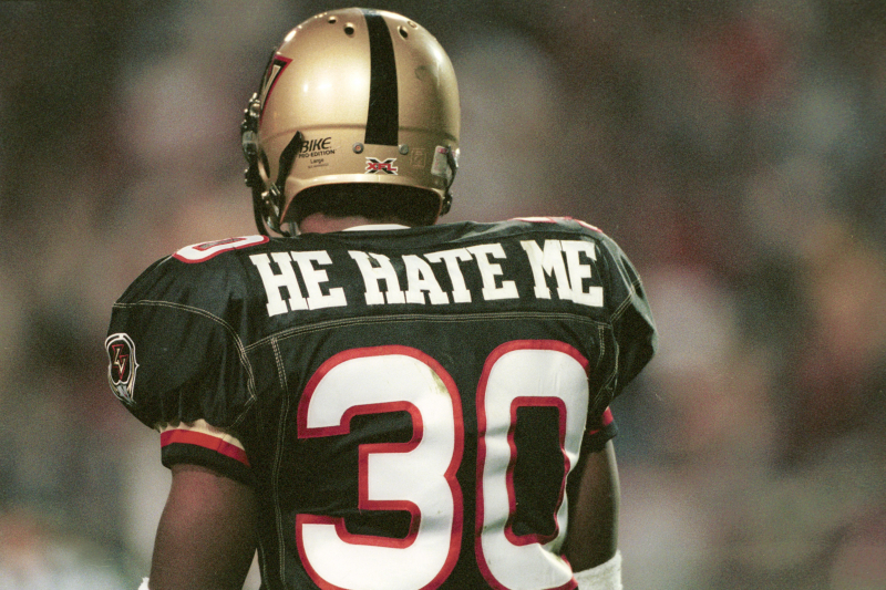 Ex-NFL RB Rod 'He Hate Me' Smart Missing; Police Ask for Help in Search