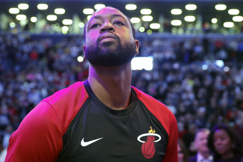 Dwyane Wade Talks Supporting Son Zion's Participation at Miami Pride