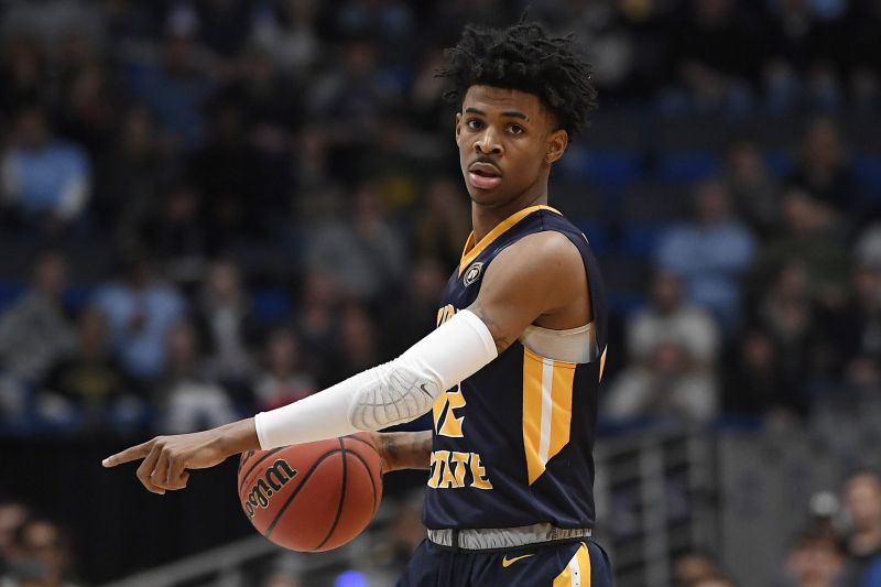 NBA Mock Draft 2019: Bold Predictions for 1st-Round Prospects