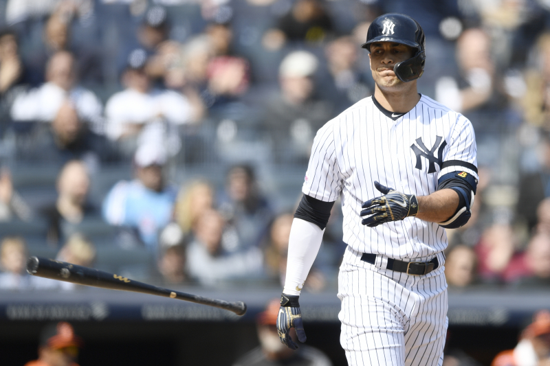 Yankees News: Giancarlo Stanton Activated After Biceps, Shoulder Injuries