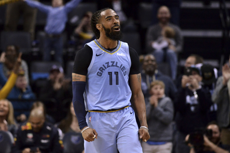 NBA Trade Rumors: Heat, Grizzlies Don't See 'Eye to Eye' on Deal for Mike Conley