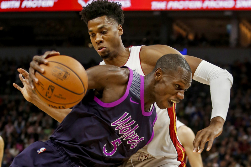 Heat Rumors: Hassan Whiteside 'Intends' to Opt into Contract for 2019-20 Season