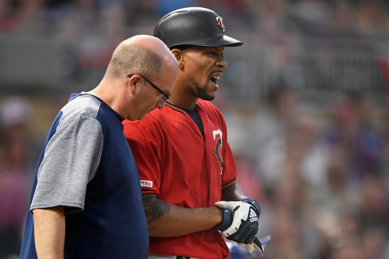 Byron Buxton Placed on 10-Day IL by Twins with Wrist Injury