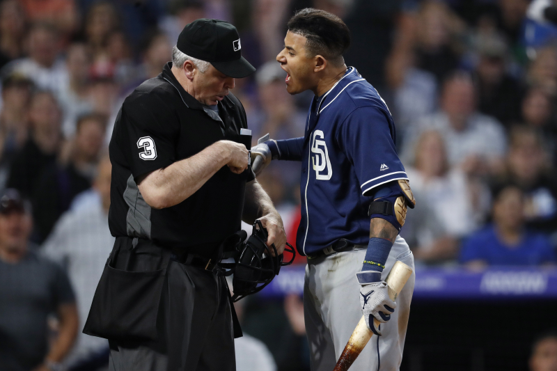 MLBUA 'Extraordinarily Disappointed' Manny Machado Was Only Suspended 1 Game