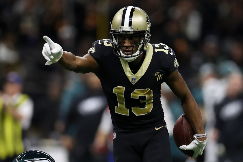 Report: Saints Comfortable Making Michael Thomas Highest-Paid WR on New Contract