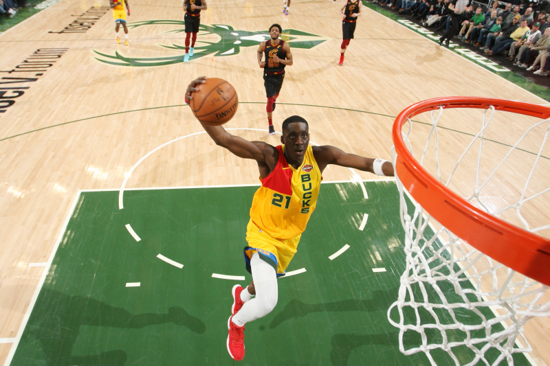 Report: Tony Snell, 1st-Round Pick Traded to Pistons from Bucks for Jon Leuer