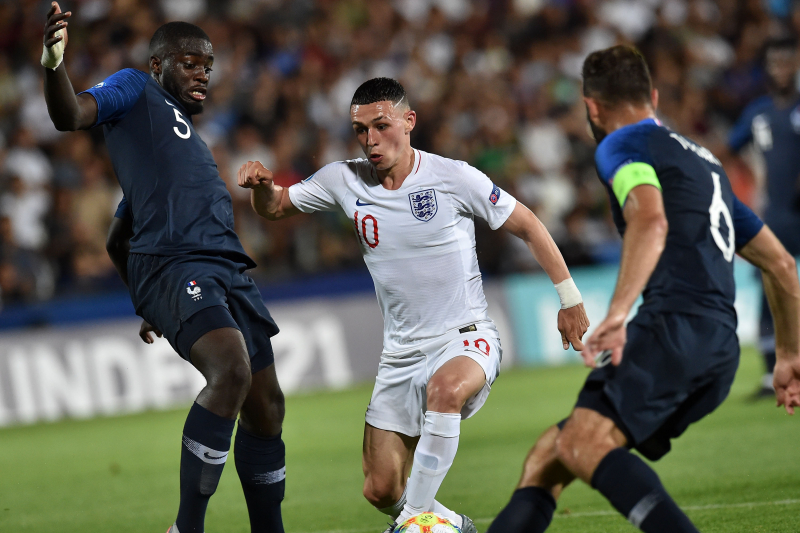Aaron Wan-Bissaka's Own Goal Lifts France Past England at 2019 U21 Euros