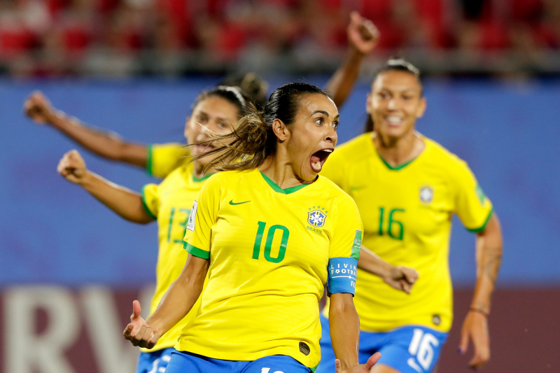 Brazil Advance to 2019 Women's World Cup Knockout Stage After 1-0 Win vs. Italy