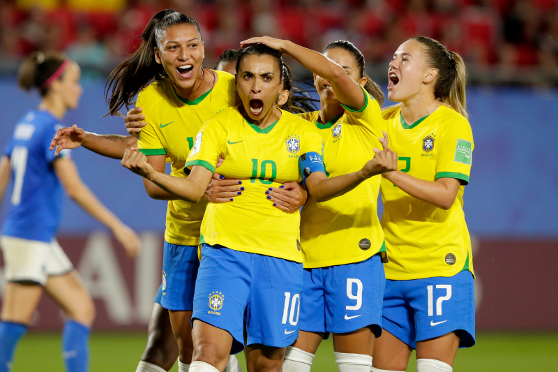 Women's World Cup Results 2019: Group Scores and Tuesday Twitter Reaction