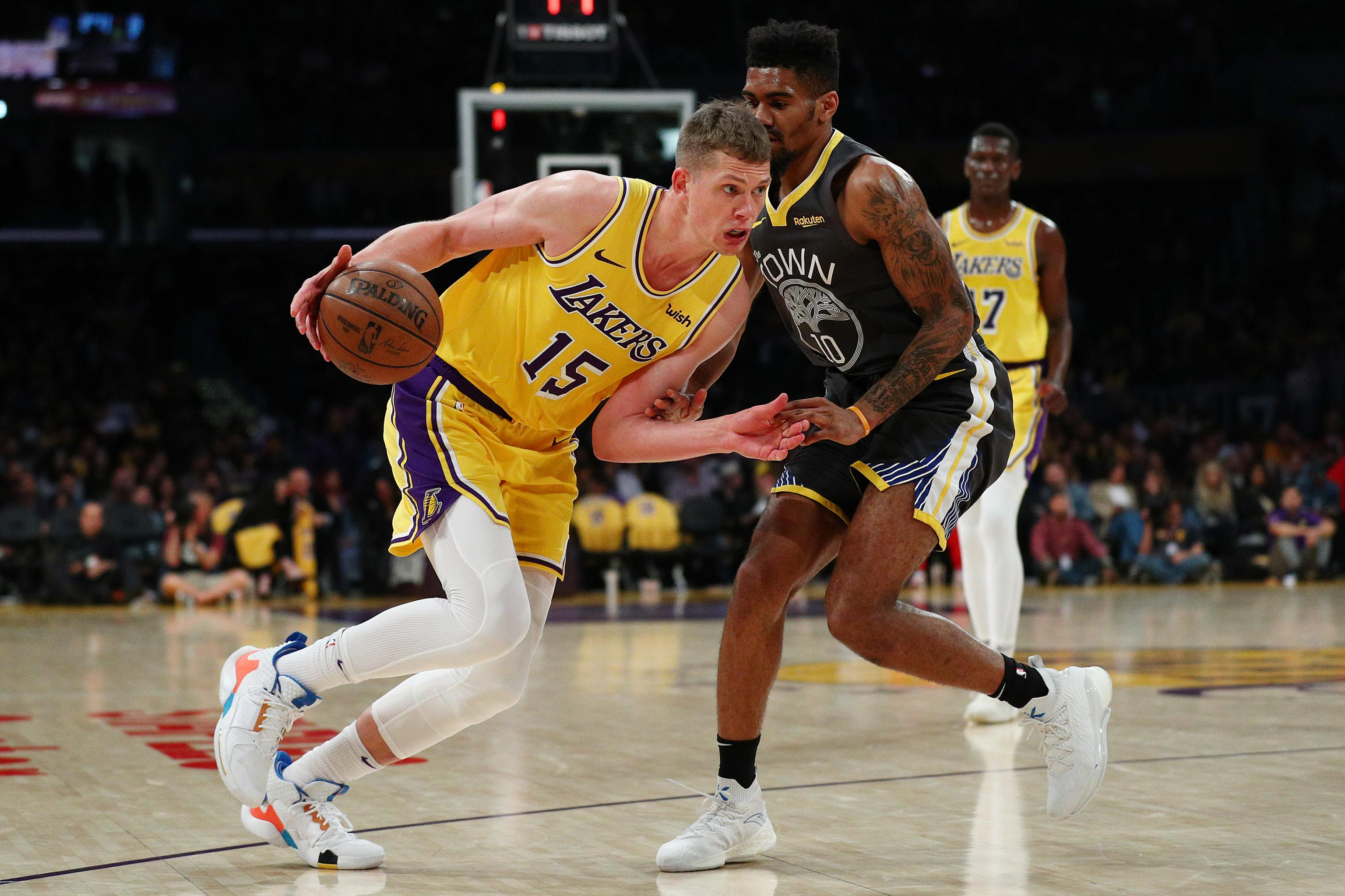 Lakers Trade Rumors Moe Wagner Others On The Block To Add Max