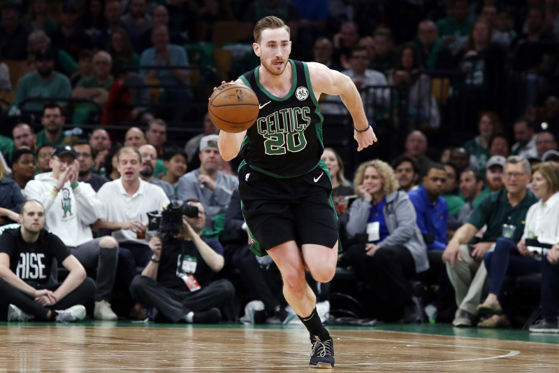 Report: 'Force-Feeding' Gordon Hayward Started Celtics' Locker Room Issues