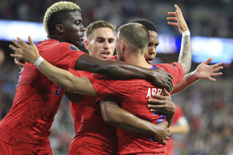 Tyler Boyd Scores 2 Goals as USA Men Beat Guyana in 2019 Gold Cup Group Stage