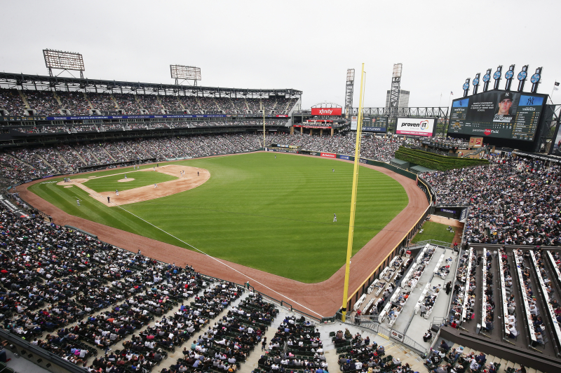 White Sox to Extend Protective Stadium Netting to Foul Poles as Safety Measure