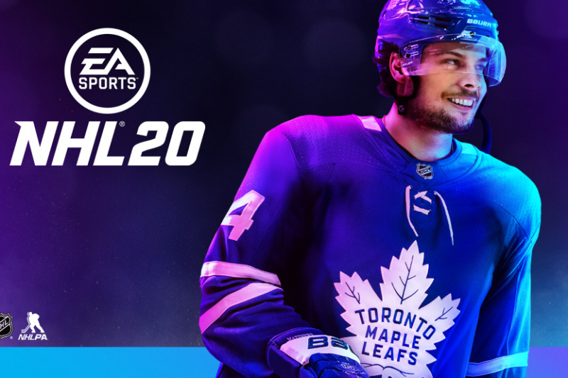NHL 20: Auston Matthews Cover, Release Date, Gameplay, Trailer and New Features