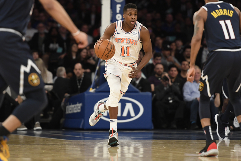 Knicks Trade Rumors: NY Listening to Offers on 2017 1st-Rounder Frank Ntilikina